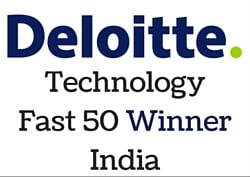 e-Zest Solutions Recognised as Deloitte Technology Fast 50 Winner