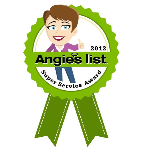Salt Lake City Dentist Angie's List Award