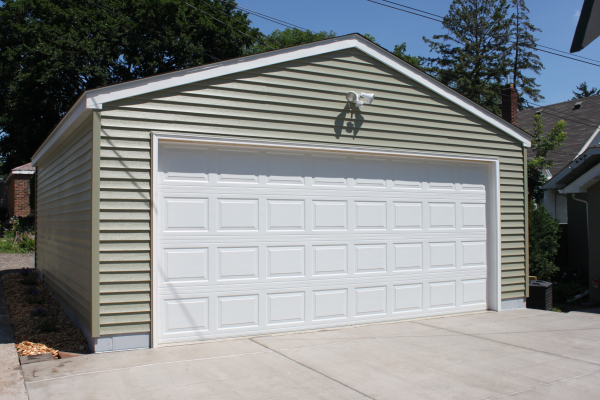 Garage construction minneapolis garage western garage for Automatic garage door company minneapolis