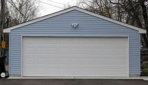Free garage plans and design for Cost to build a double car garage