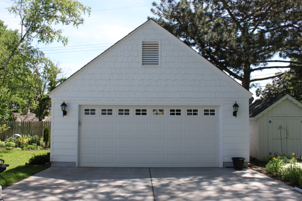 St Louis Park Detached Garages Western Garage Builders