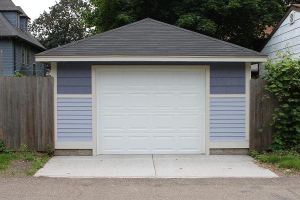 St paul garage builder detached garages mpls styles for Rangements garage saint paul