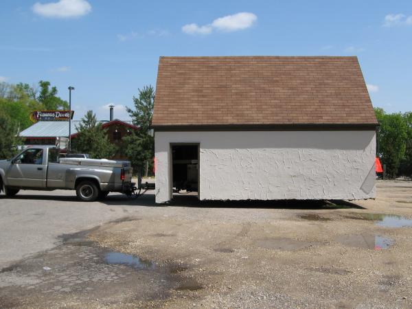 Garage moving requirements minneapolis for Rangements garage saint paul