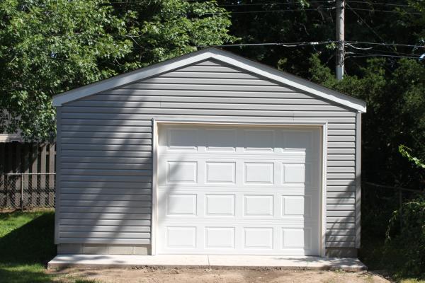 St Paul Garages Twin Cities Garage Builder