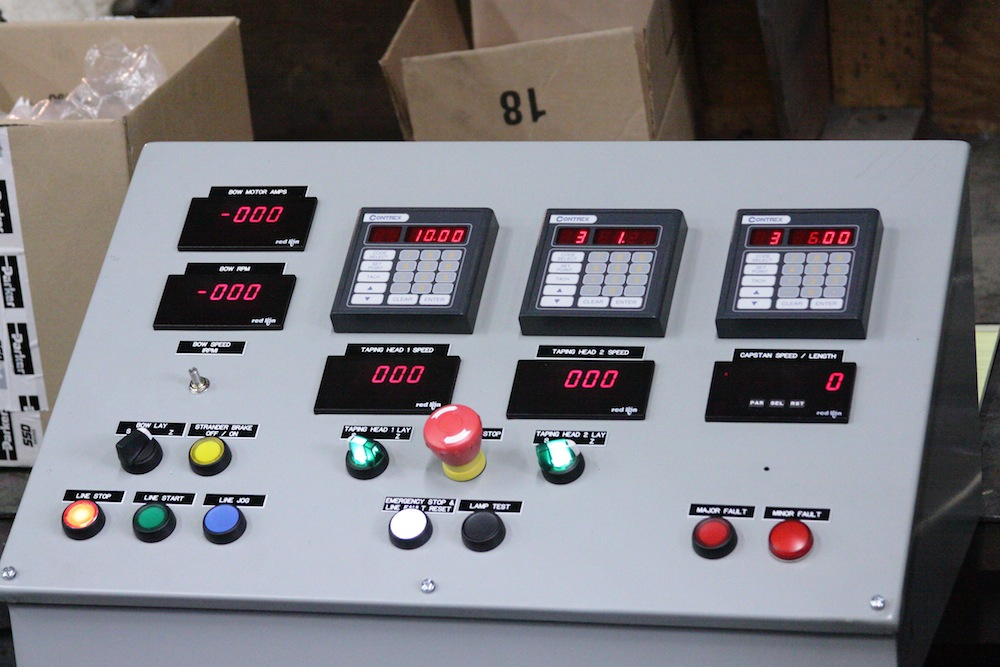 Cabler Control Panel
