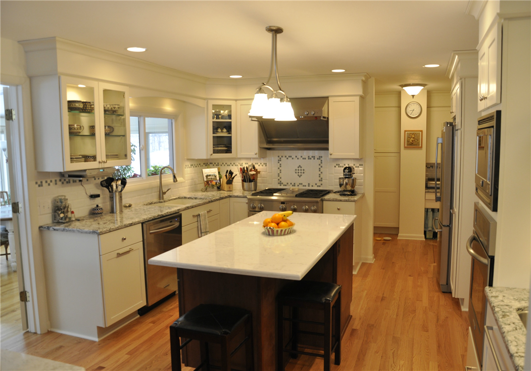 White Galley Kitchen With Island Black And White Galley Kitchen Designs Top Preferred Home Design