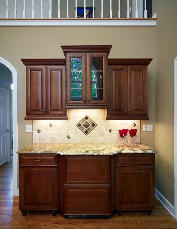 Kitchen cabinet design ideas photos and descriptions for Dry kitchen ideas