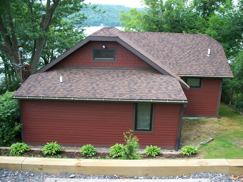 Composite Clapboard Siding : Fiber cement siding contractor syracuse and central new york