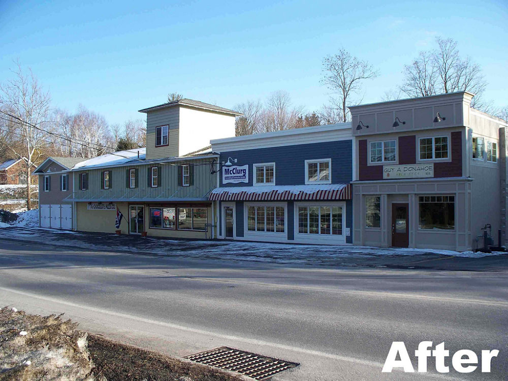 Exterior Remodeling For Commercial Buildings Syracuse