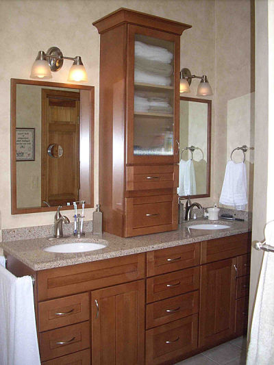 6 Design Ideas For Bathroom Vanities