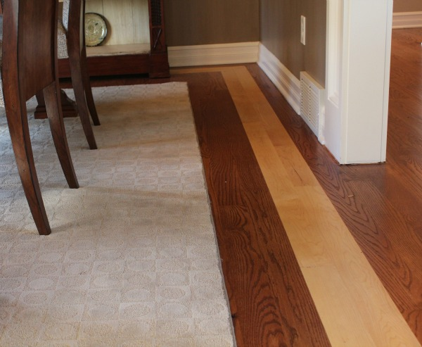 Remodeling design ideas from the cny parade of homes for Dining room tile floor designs