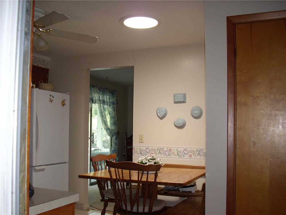 Skylights syracuse central new york cny sun tunnels are an easy way to add natural light to a kitchen bath workwithnaturefo