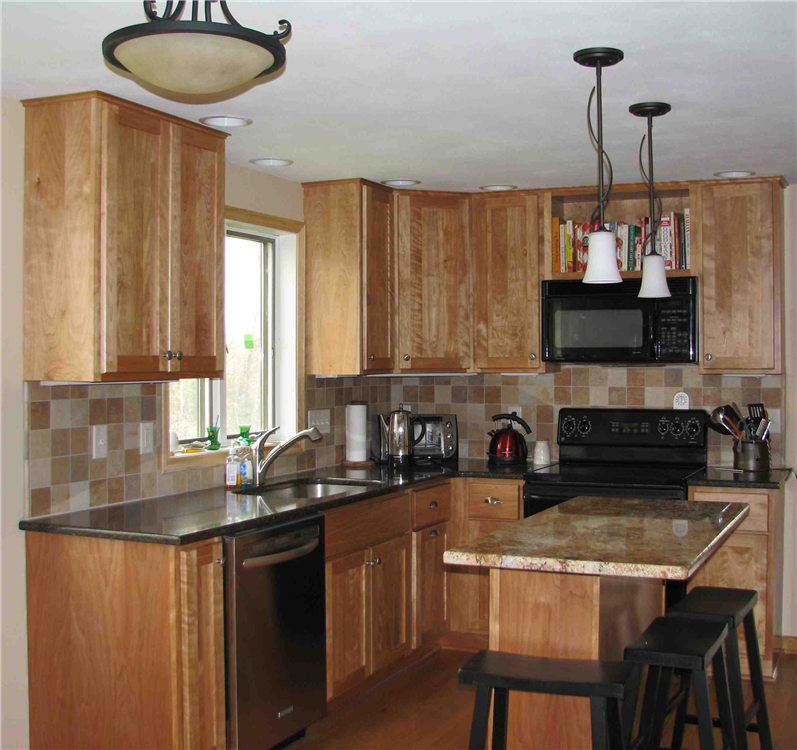 Red Birch Kitchen Cabinets: Central New York CNY
