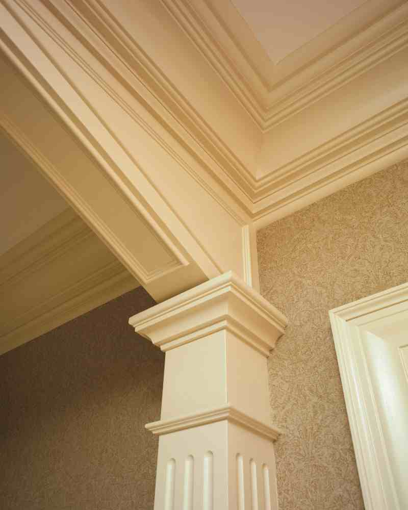 Column Molding Ideas 7 Interior Trim Design Ideas That Add Style To A Home