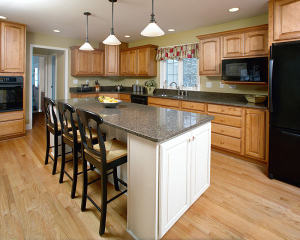 kitchen island with end seating 5 design tips for kitchen islands 8247