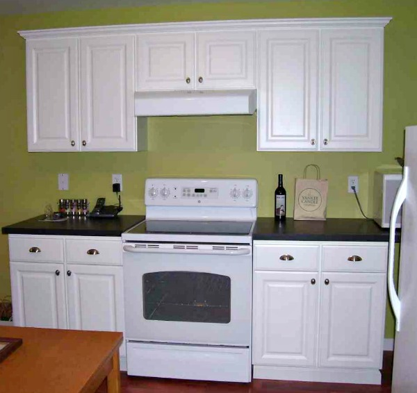 basement kitchen storage