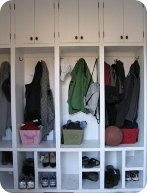 4 Entryway Storage Ideas for Families On-