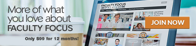 Faculty Focus Premium
