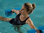 Stay fit with Swimtastic Aqua Pilates