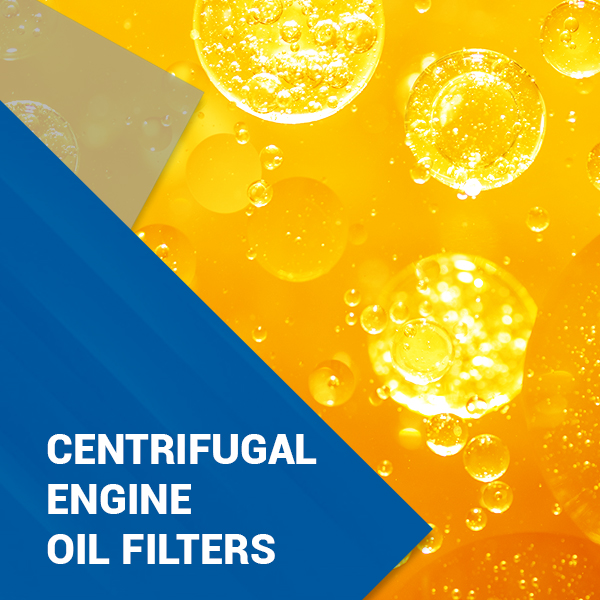 Centrifugal Engine Oil Filters