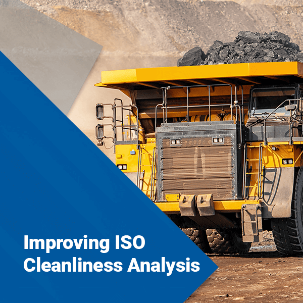 Improving ISO Cleanliness Analysis