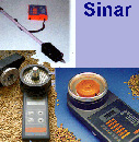 Sinar Moisture Analyzer