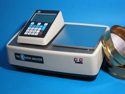 CSC Sieve Analyzer Report