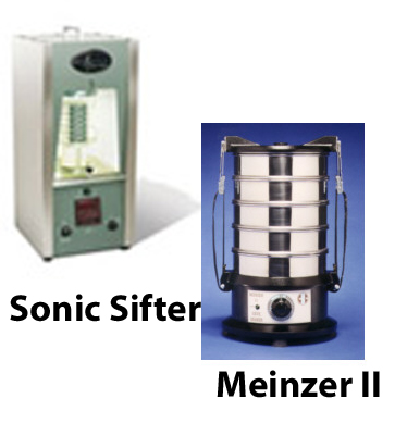 Sonic Sifter and Meinzer