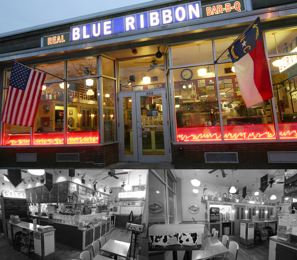 Blue Ribbon BBQ of Arlington