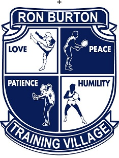 Ron Burton Training Village logo