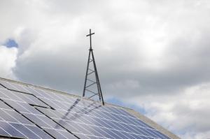 Two Houses of Worship Use Solar Energy as Environmental Stewardship