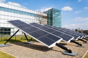Why Going Green with Solar Power is Good for Business
