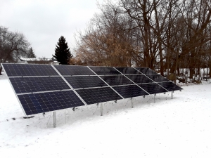 Winter Solar Production: What to Expect