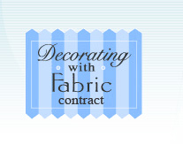 Decorating with Fabric Contract