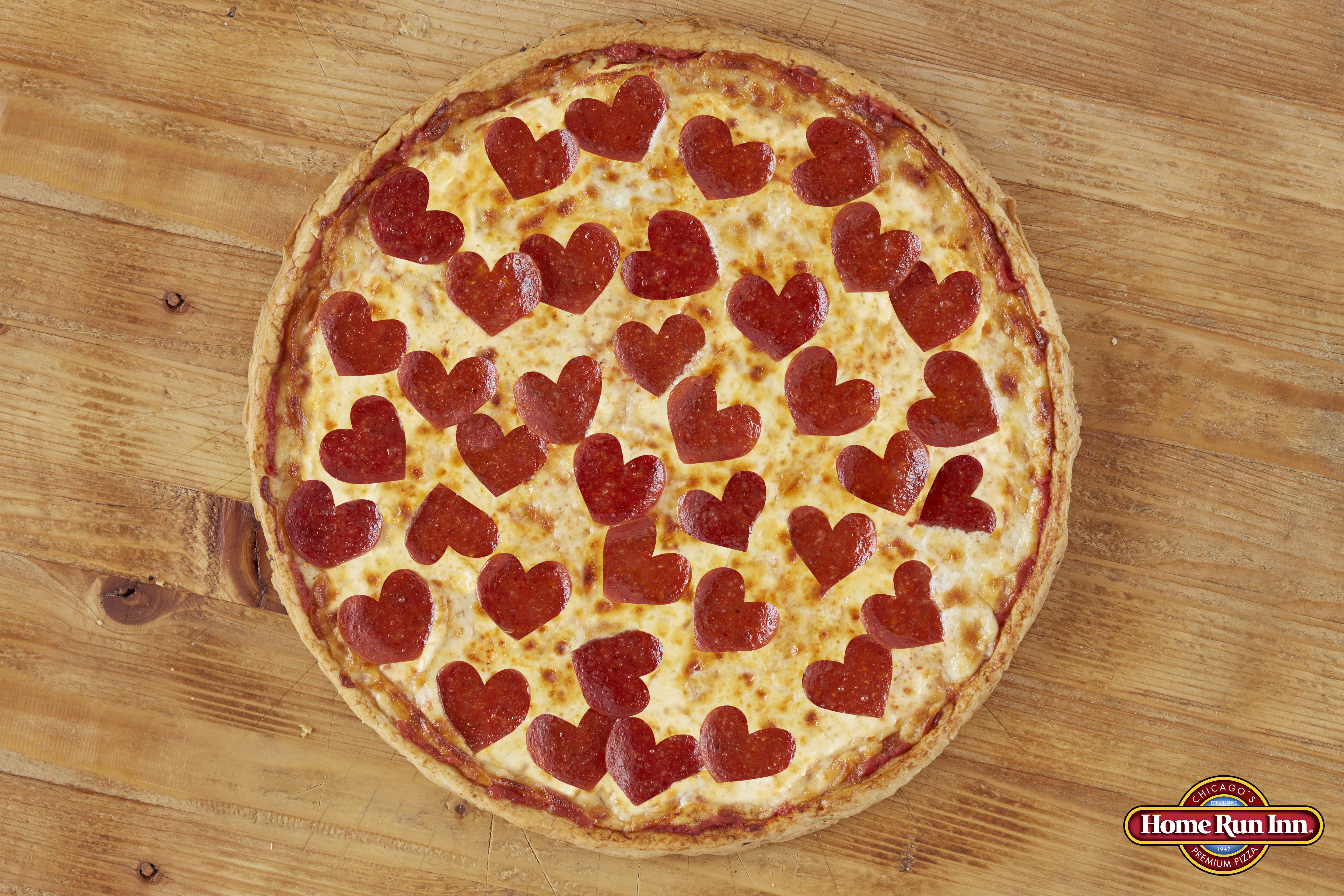 Give a PIzza your heart - Featured Image