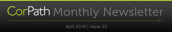 CorPath Monthly Newsletter