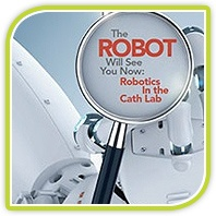 Cardiology Interventions: The Robot Will See You Now