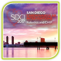 Visit us at the San Diego Cardiovascular Interventions Conference: Robotics & CHIP