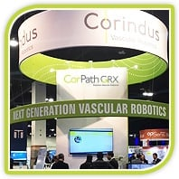 Catch up on robotic-assisted PCI news from TCT 2017