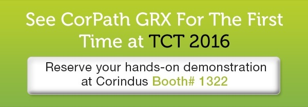 TCT 2016-Reserve your hands-on demonstration