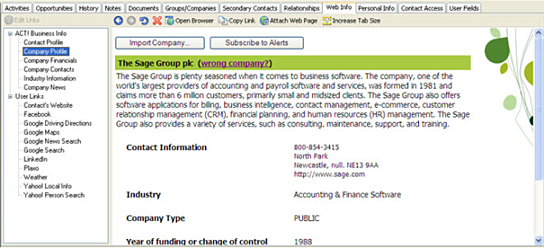 how to prepare management accounts on sage