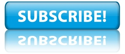 subscribe button for the dogs love running blog feed