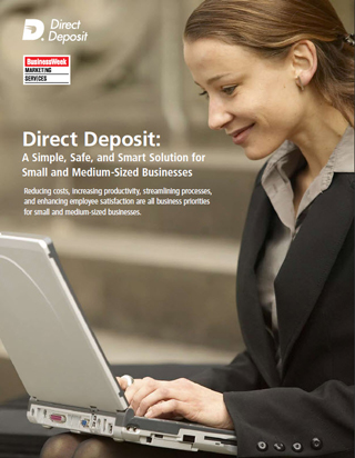 how direct deposit works