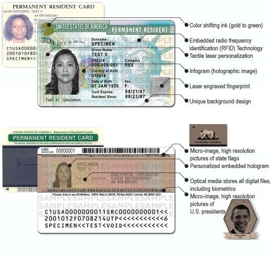 how to get your green card in bc