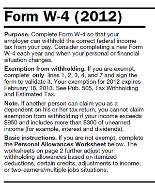 W-4 Reminder For Updated Employee Withholding Certificates | Primepay