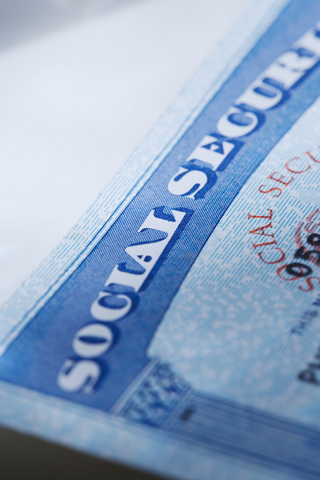 valid social security numbers