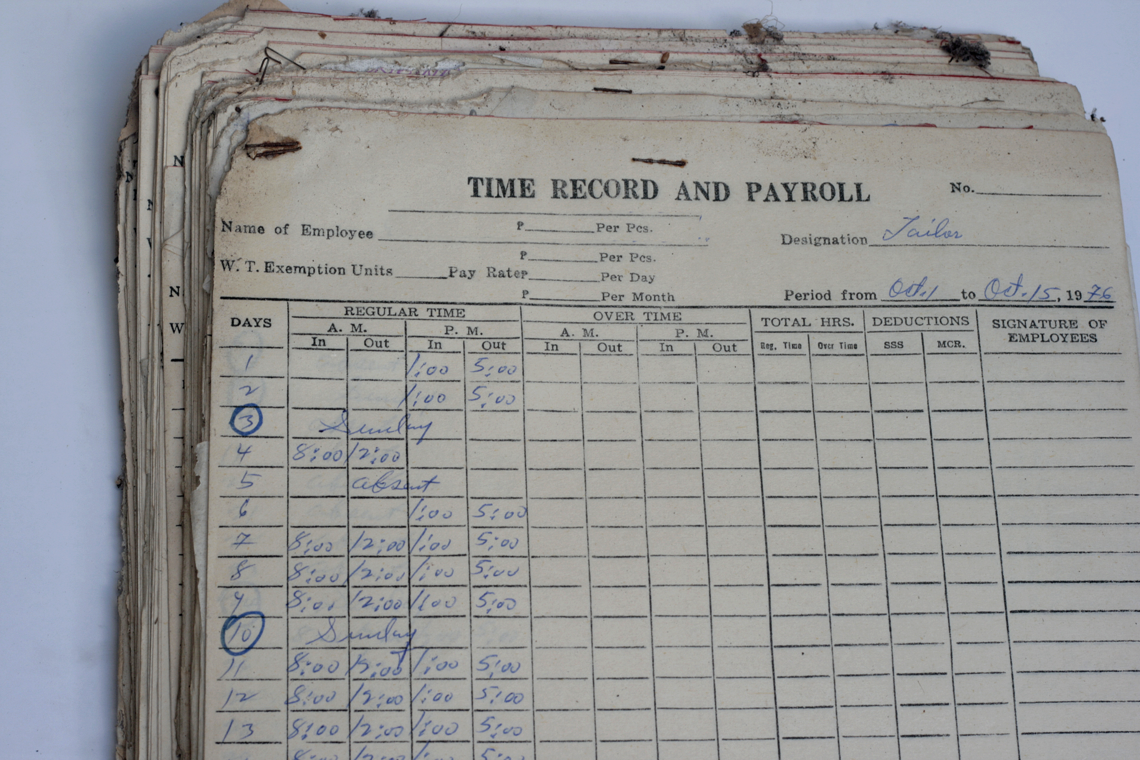 A History Lesson In Personalized Payroll Outsourcing | PrimePay