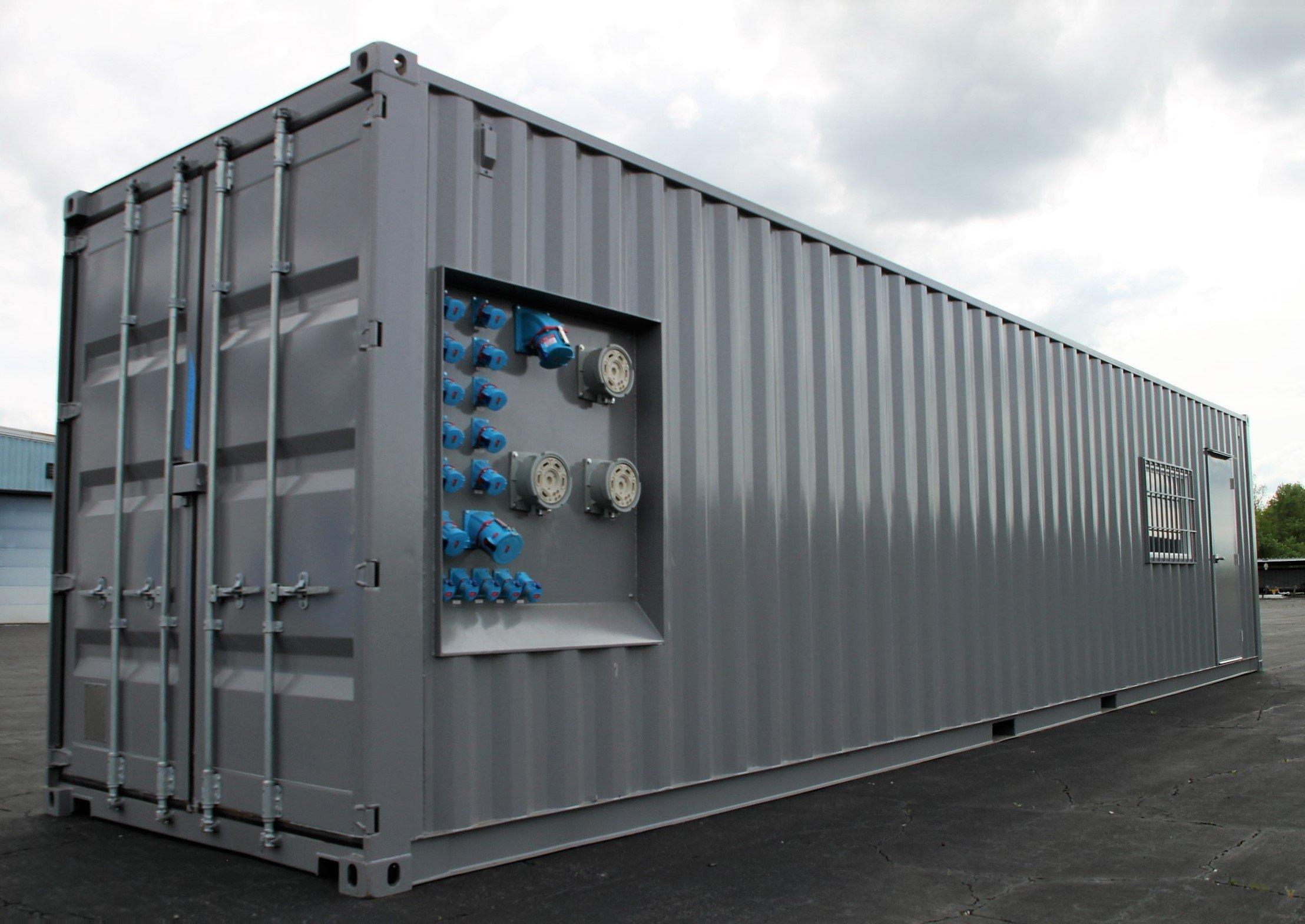 DropBox Inc, modular work station, portable work station, containerized work station, mobile work station, ReinventingTheBox