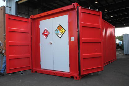 shipping container modification, DropBox Inc, ISO Shipping container, shipping container modifications, conex container modification, custom container modification, ISO shipping container modification, storage container modification, storage container modifications