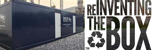 DropBox Inc, shipping container modifications, BRM, custom blast resistant modules, blast resistence, blast module, blast modules, blast resistant modules